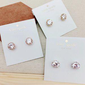Kate Spade Shiny Zircon Earrings